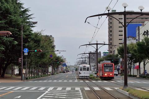 豊橋鉄道市内線(東田本線)