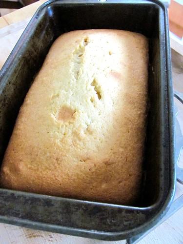 Joy of Baking's Pound Cake