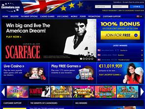 Casino Euro Home