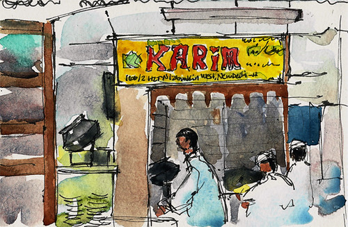 Karim's, Old Delhi, India