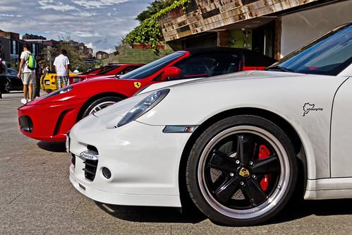 Versus (Ferrari - Porche)