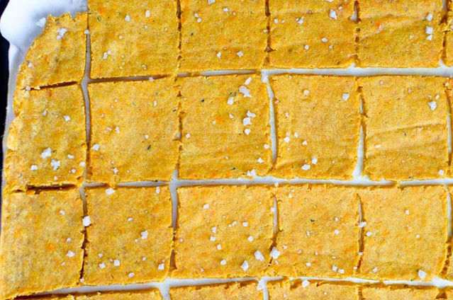 Gluten Free Crackers by Mary Banducci