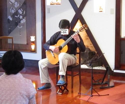 スズムシさんのソロ 2012年3月31日 by Poran111
