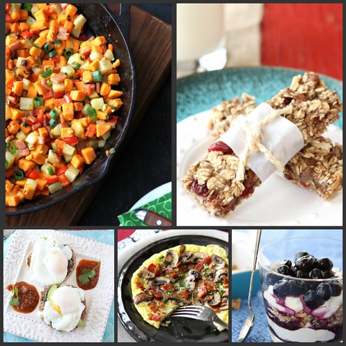 Year 3 Breakfast Collage