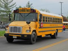 32166 Albemarle County School Bus Road-e-o