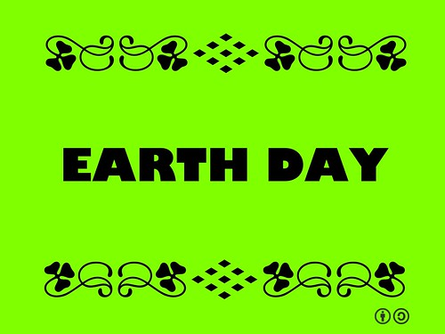 Buzzword Bingo: Earth Day is April 22