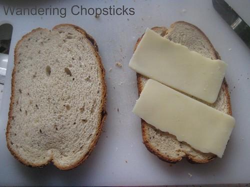 Reuben Sandwich 4
