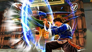 Street Fighter X Tekken for PS Vita