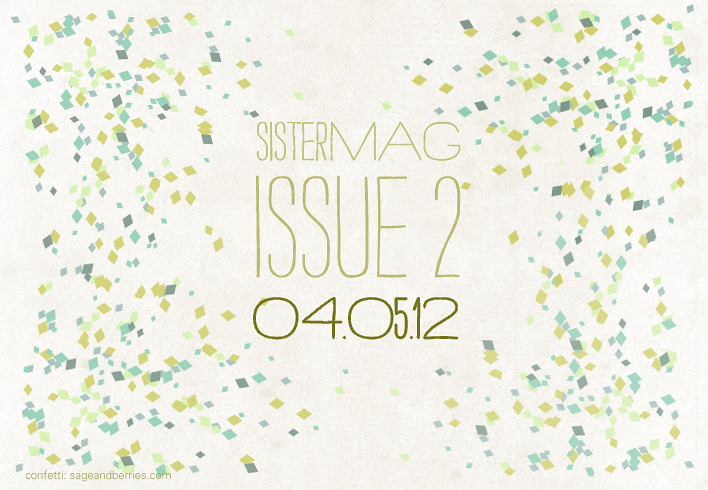 sisterMAG will launch on 4th May!