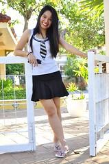 clothing, yellow, limb, leg, fashion, skirt, spring, thigh, miniskirt,