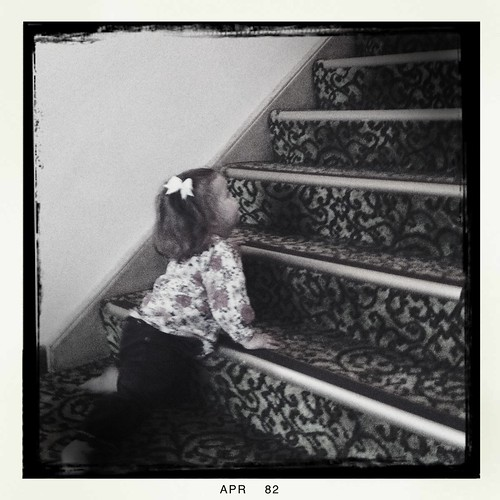Elodie And The Stairs
