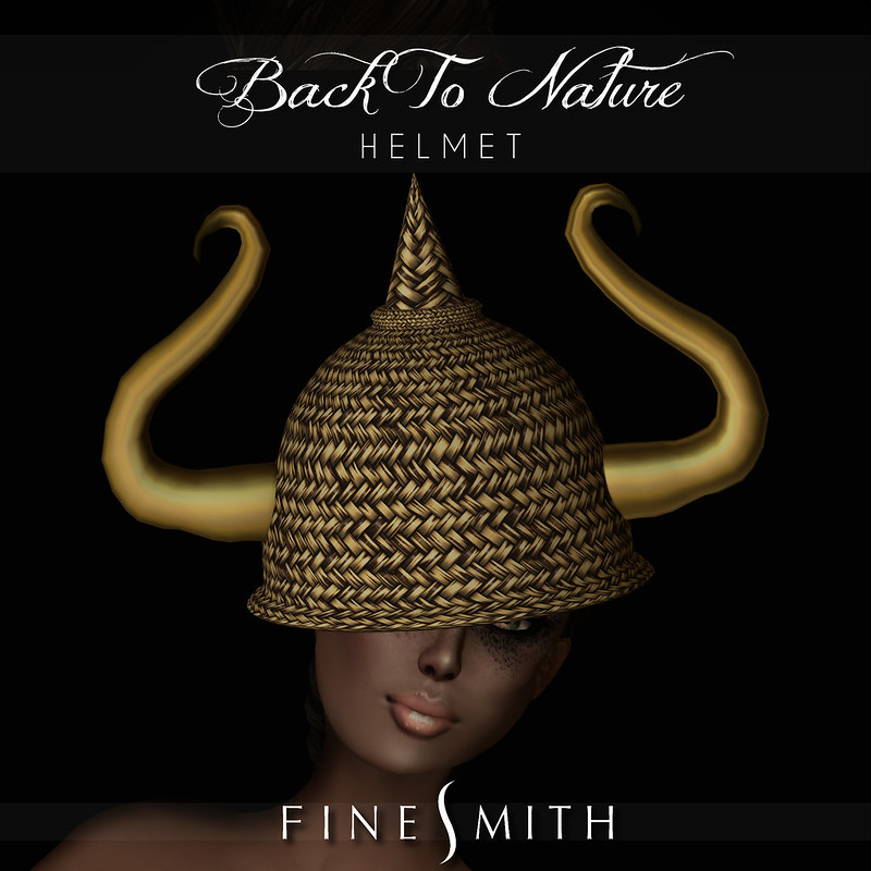 FINESMITH BACK TO NATURE HELMET