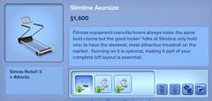 Slimline Axursize