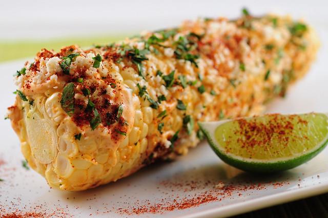 Elote- Mexican Street Corn
