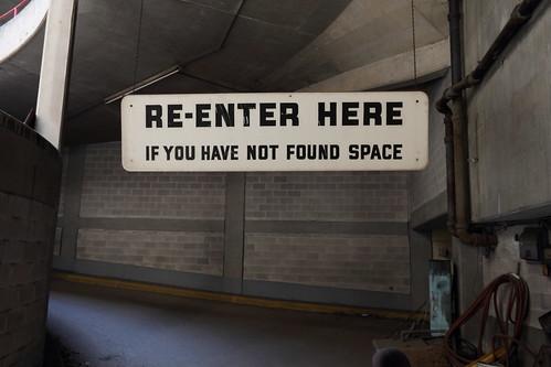 Re-Enter