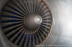 symmetry, turbine, jet engine, circle, aircraft engine,