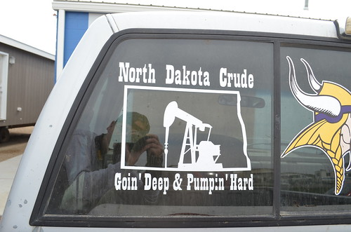 North Dakota Crude