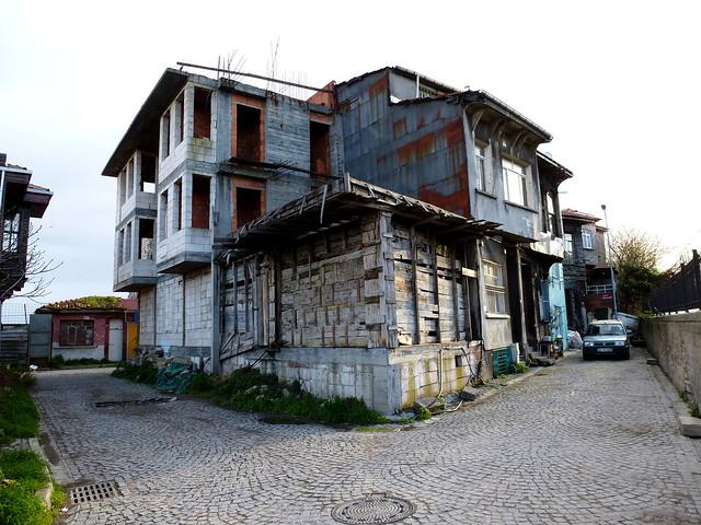 Istanbul - avril 2012 - jour 2 - 179 - Quartier sud de Sultanahmet - Oyuncu Sokak