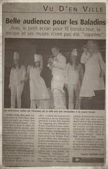 Dans la Presse de Gray le 03/05/12
