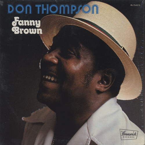 Don Thompson  - Fanny Brown - front