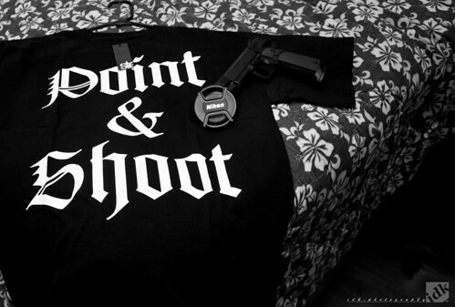Point & Shoot by ayooitskeo