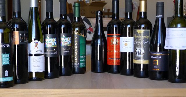 Bottle exchange between Istria (and surroundings) and Slavonia