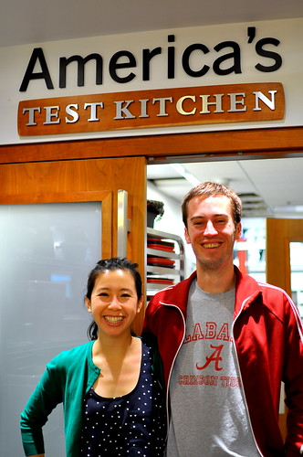America's Test Kitchen Tour - Brookline, MA