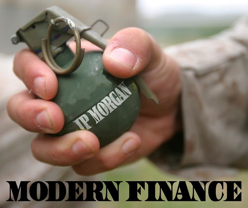 MODERN FINANCE by Colonel Flick