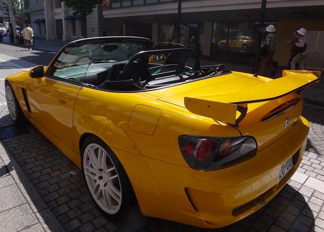 A Honda Car
