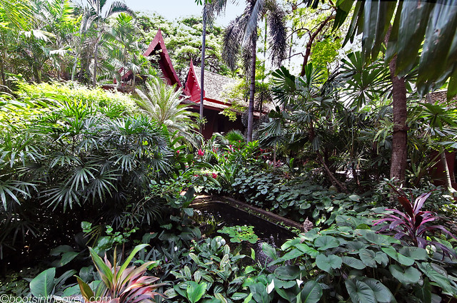 Garden, Jim Thompson House
