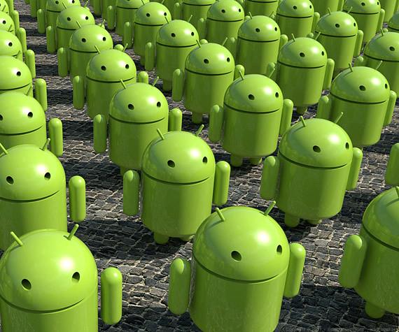 900,000 activaciones diarias de Android