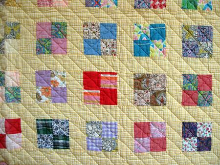 Handmade Kid's Quilt
