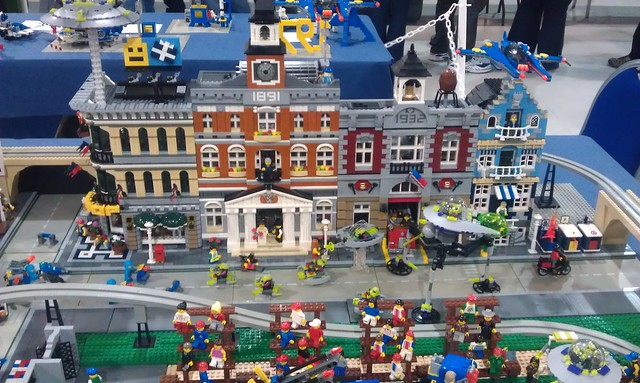 D Exhibition Manchester : Lego exhibition event city manchester th may