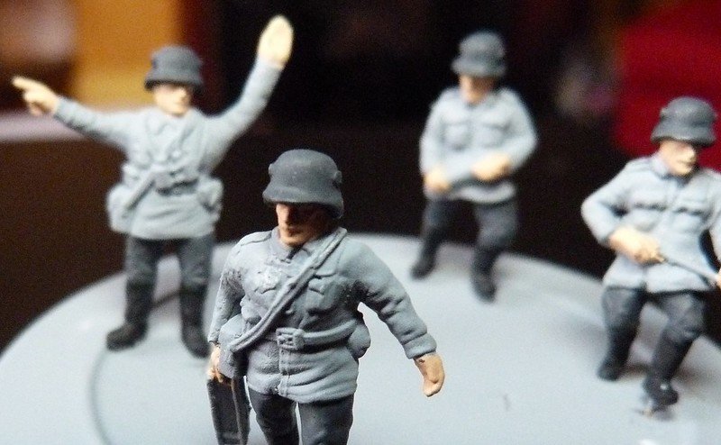 Kit Noob: WW2 Finnish infantry figures - Part 1