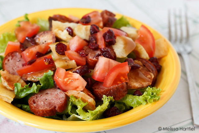 Italian Sausage and Roasted Potato Salad