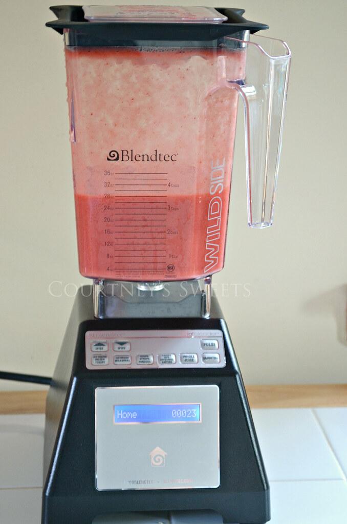 Melon Berry Splash - Juice