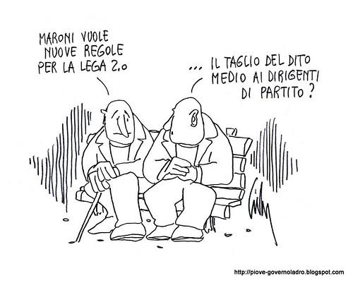 Lega 2.0 - Nuove regole by Livio Bonino