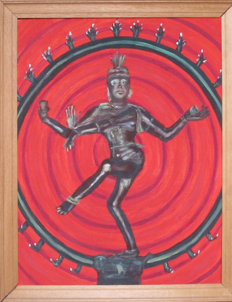Dancing Shiva, India