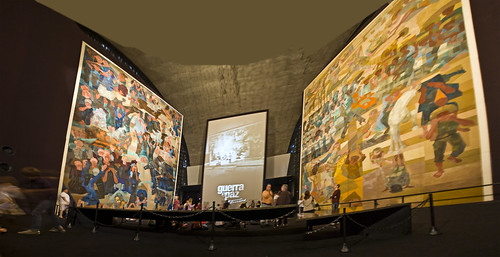 Obras 'Guerra e Paz' de Portinari Em exposição até dia 20 Domingo > @projportinari by barretorodrigo