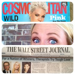 Cosmo to WSJ