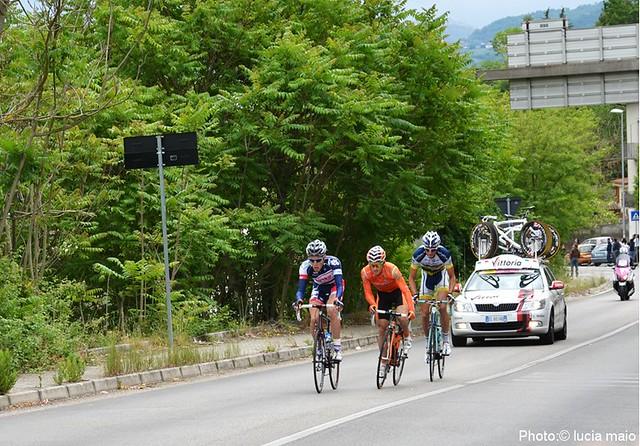8° Tappa del Giro d'Italia, Sulmona-Lanciano