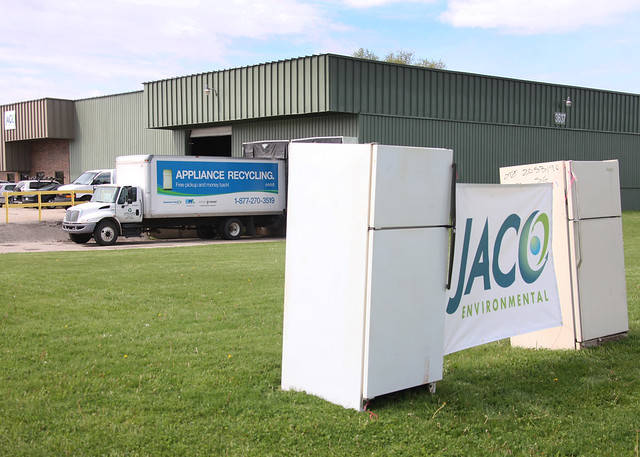 Appliance Recycling Facility Consumers Energy And Jaco