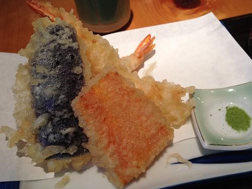 なかやしき 天ぷら