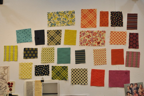 Denyse Schmidt Fabric Swatches
