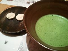 nana's green tea/お抹茶