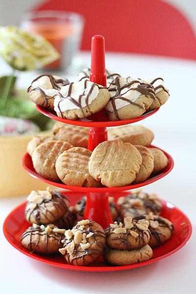 Peanut Butter Cookies @yumlaut.de
