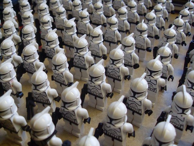 LEGO Clone Army Collection