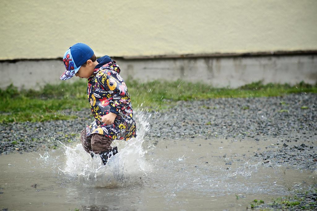 Wet Victoria Day 2012
