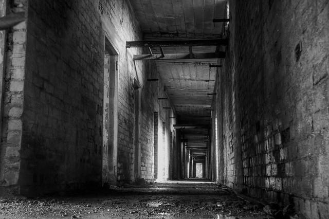 Edingham Interior Passageway