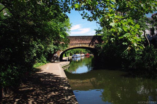 aliciasivert, alicia sivertsson, london, england, canal, kanal, promenadstråk